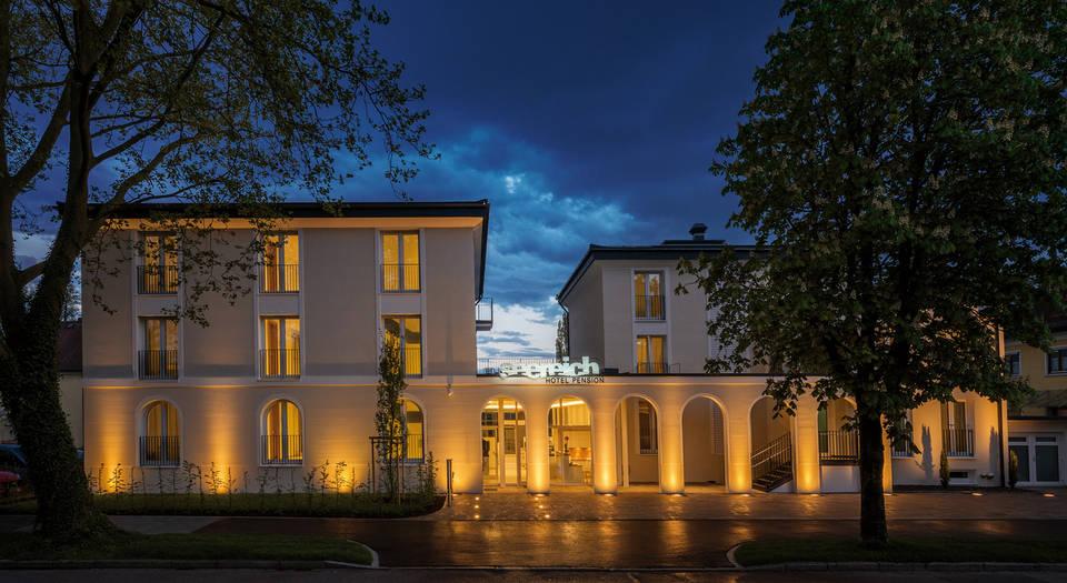 Hotel Pension Lindau